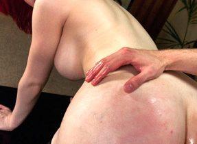 Splendid TGirl Ginger Sex