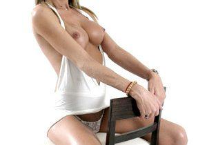 Leggy Tgirl LeTgirl Enormous Breasts Out