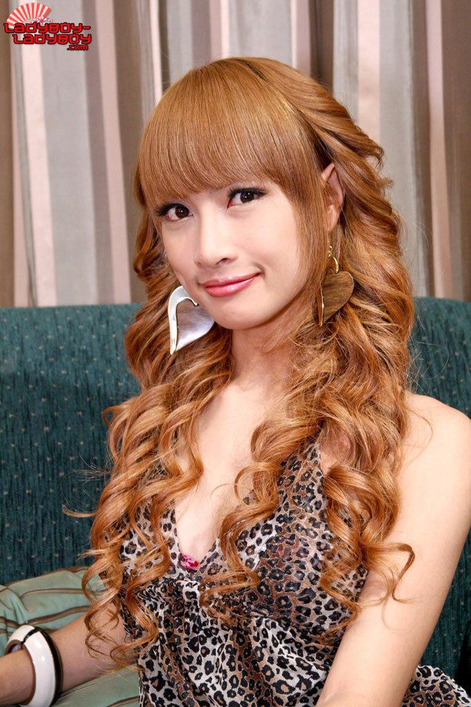 Perfect Tgirl From Bangkok