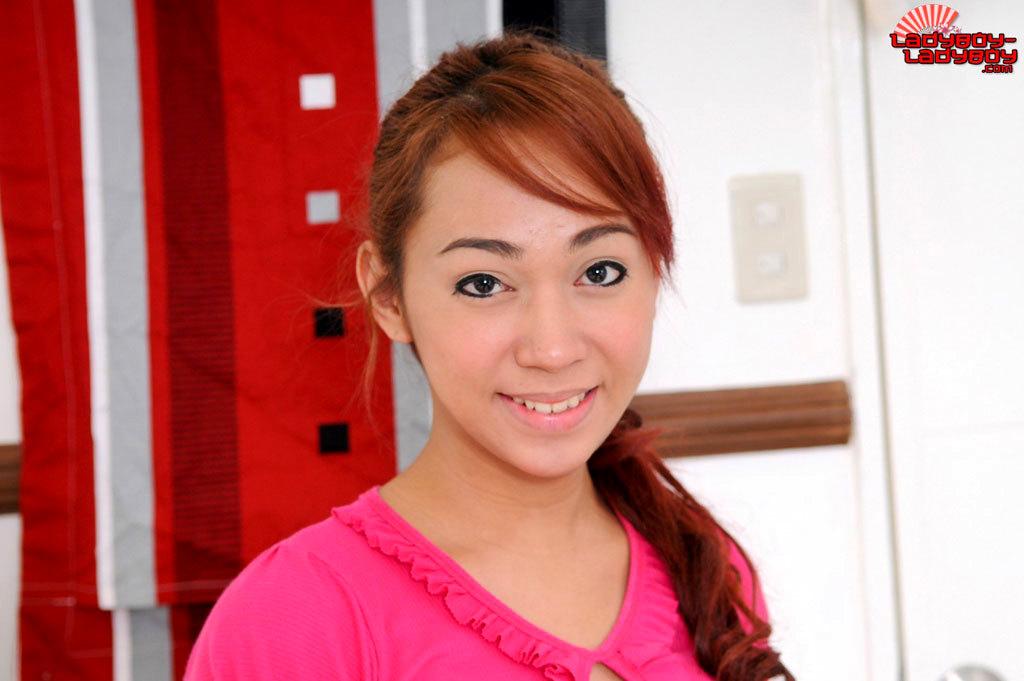 Cute Teen Femboy With A Cute Smile