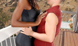 Beautiful Fat Natassia Having Sex On The Ranch