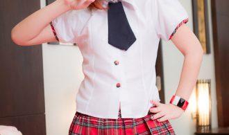 Korean Schoolgirl