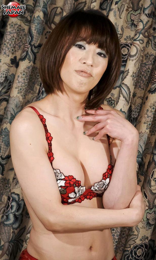 Yuuki Tominaga Posing In Undies