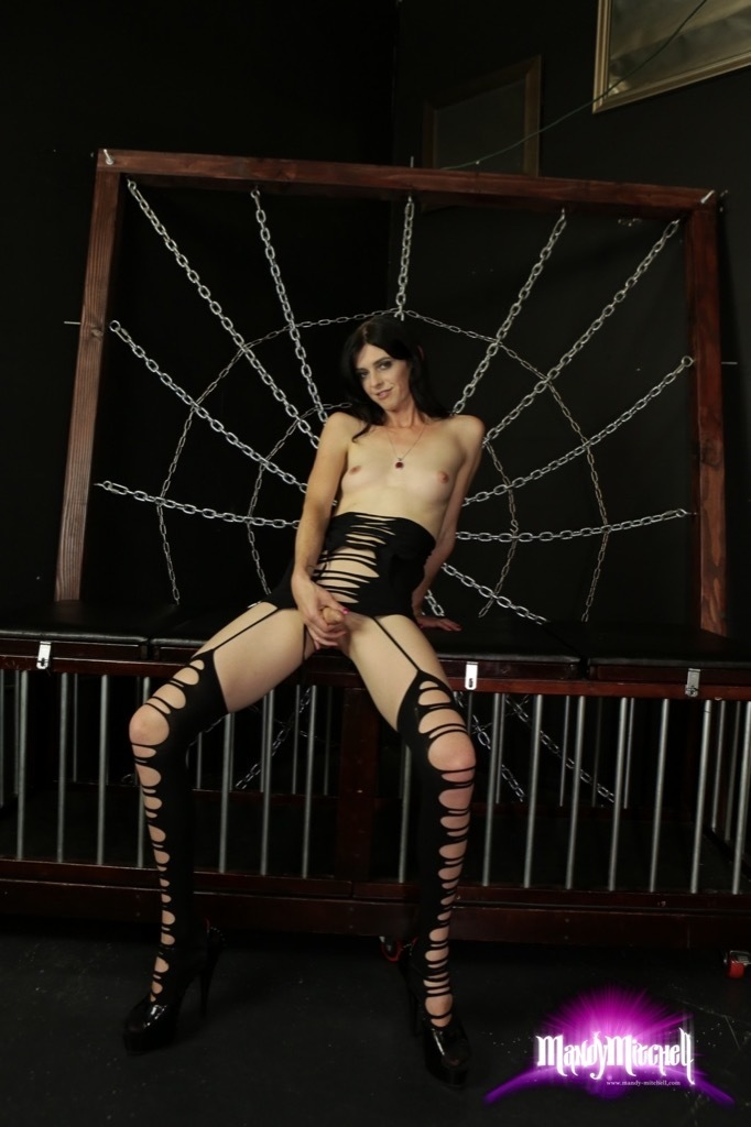 Inviting Spridergirl Playing On The Net