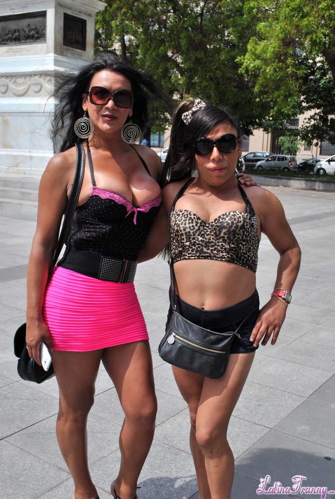Naked Transsexuals At Parada Glbt Pic