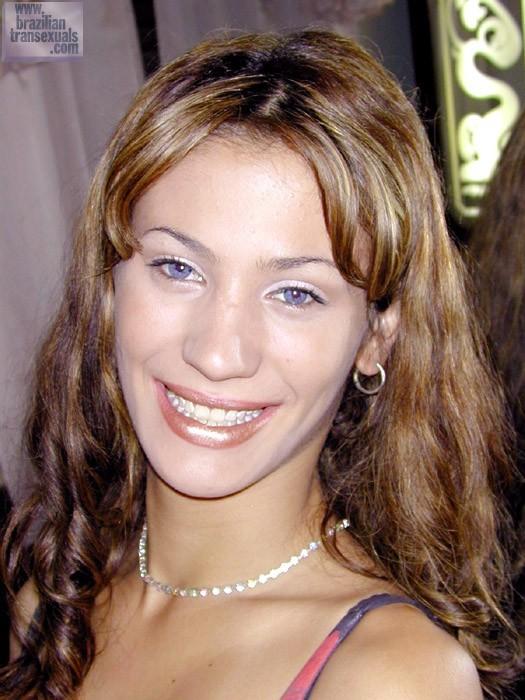 Milena Campanelli Posing In Sexy Dress