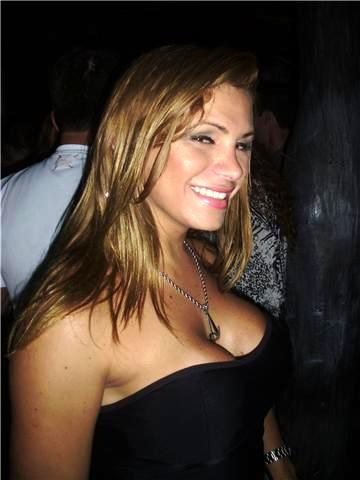 Beautiful Brazilian T Girl Ariane Feitosa