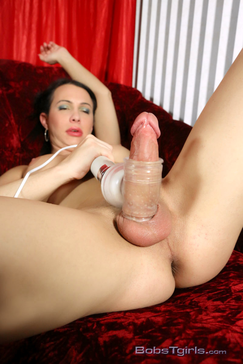 Danika Milking Her Huge Dick