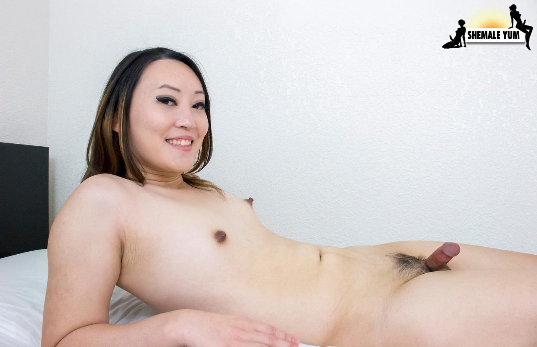 Amy Sun Teasing In Steamy Undies